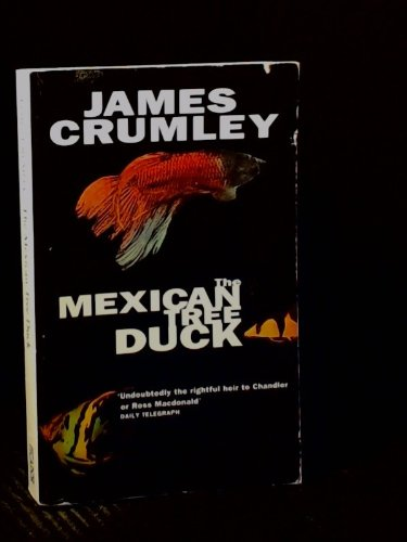 9780330338523: Crumley James:Mexican Tree Duck (A-Format)