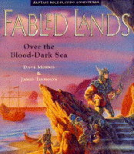 9780330341721: Fabled Lands over the Blood-Dark Sea