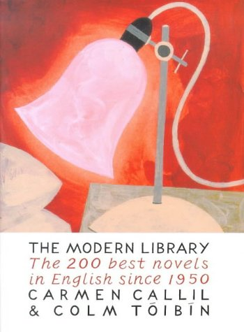 THE MODERN LIBRARY. The 200 Best Novels: Toibin, Colm {SIGNED