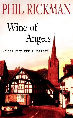 9780330342681: The Wine of Angels (A Merrily Watkins Mystery)