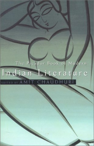 9780330343633: The Picador Book of Modern Indian Literature