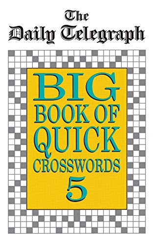 9780330343916: The Daily Telegraph Big Book of Quick Crosswords 5
