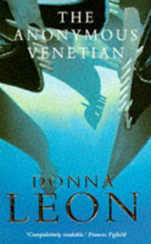 9780330344128: The Anonymous Venetian