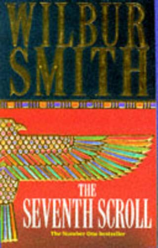 9780330344159: The Seventh Scroll (The Egyptian Novels)