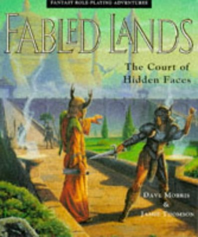 9780330344319: Court of Hidden Faces (Fabled Lands)