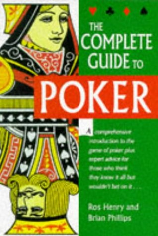 9780330344326: The Complete Guide to Poker