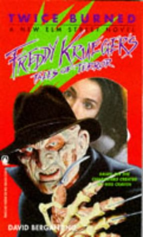 9780330345125: Freddy Krueger's Tales of Terror: Twice Burned