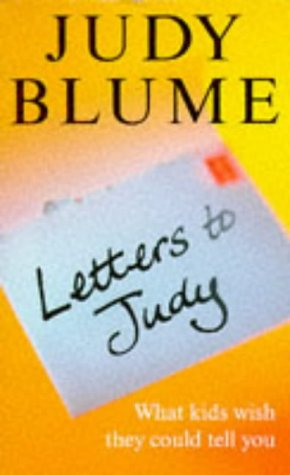 9780330345323: Letters to Judy: What Kids Wish They Could Tell You