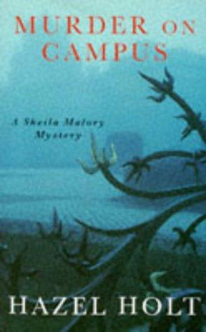 9780330346191: Murder on Campus (A Sheila Malory Mystery)