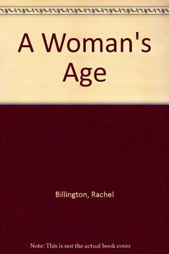 9780330346689: A Woman's Age