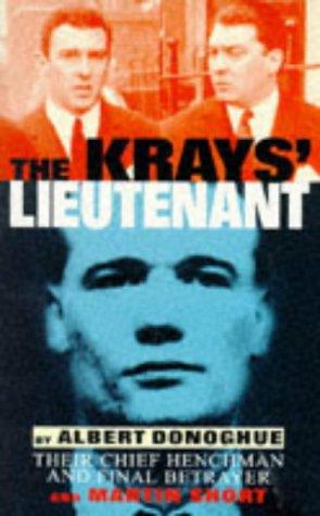 9780330346740: The Kray's Lieutenant