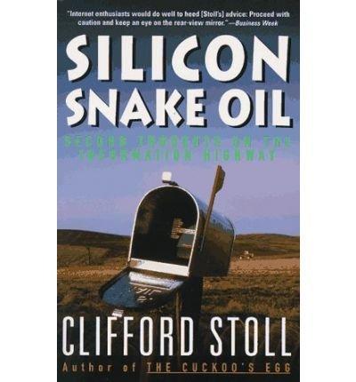 9780330346771: Silicon Snake Oil