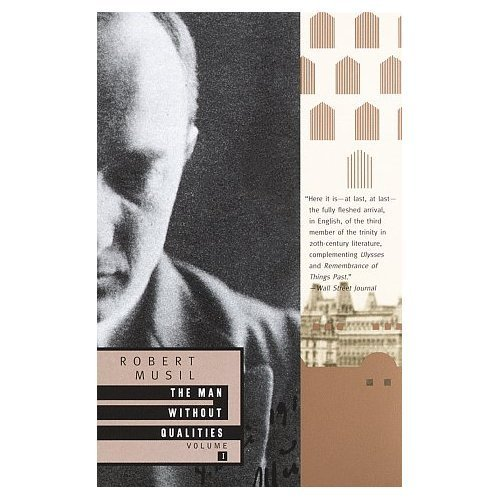 The Man Without Qualities (Volumes I & II in slipcase)