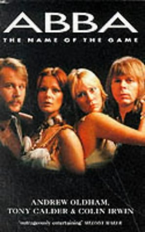 9780330346887: ABBA: The Name of the Game
