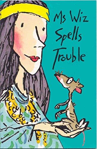 9780330347631: Ms Wiz Spells Trouble