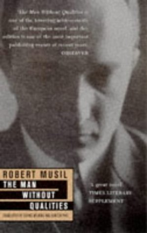 The Man Without Qualities (0330349422) by Robert Musil