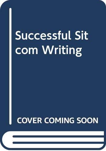 9780330350525: Successful Sitcom Writing