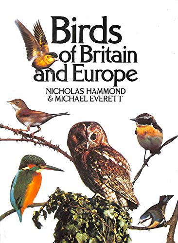 9780330352154: Birds of Britain and Europe