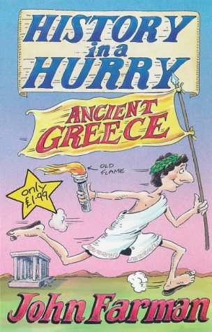 9780330352499: Ancient Greece (History in a Hurry, 8)