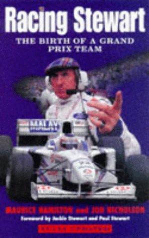 9780330353915: Racing Stewart: Birth of a Grand Prix Team