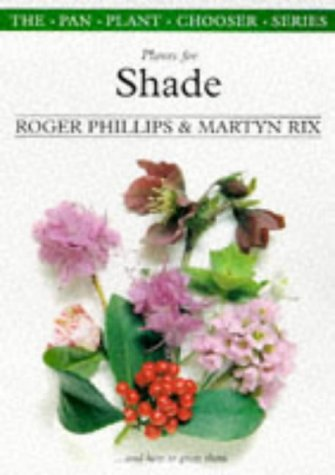 9780330355483: Plants for Shade & How to Grow Them