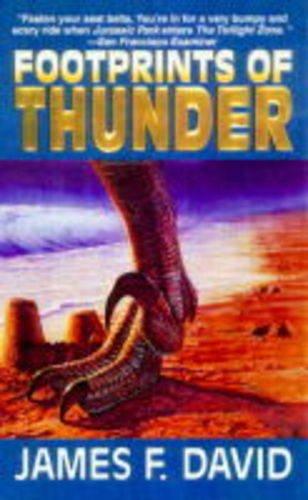 9780330355650: Footprints of Thunder