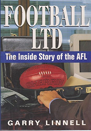 9780330356657: Football ltd: The inside story of the AFL