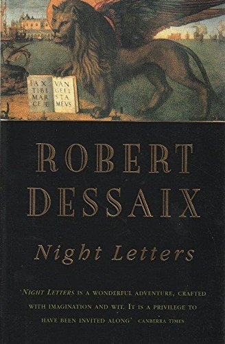 9780330359917: Night Letters - A journery through Switzerland and Italy (Picador)