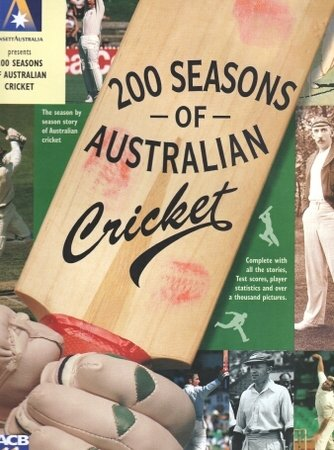 200 Seasons of Australian Cricket: Garrie Hutchinsons and