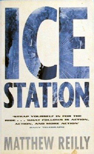 9780330360890: Ice Station