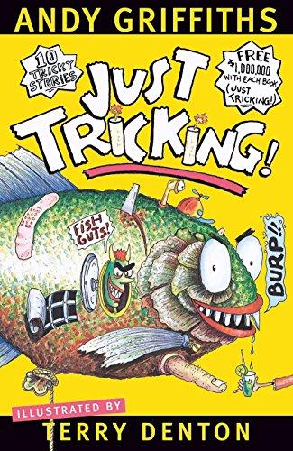 9780330361415: Just Tricking!