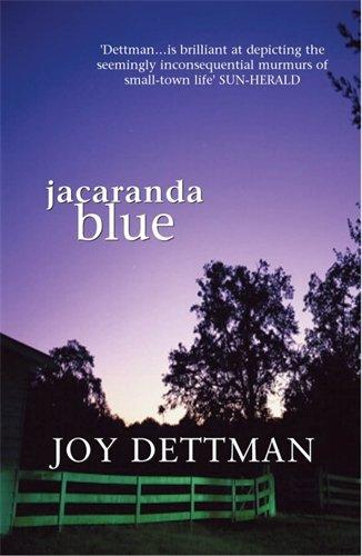 9780330361965: Jacaranda Blue