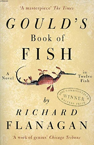 Gould's Book of Fish: A Novel in Twelve Fish.