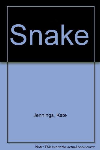9780330364003: Snake