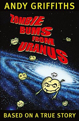 9780330364256: ZOMBIE BUMS FROM URANUS (Bum Trilogy #2 )