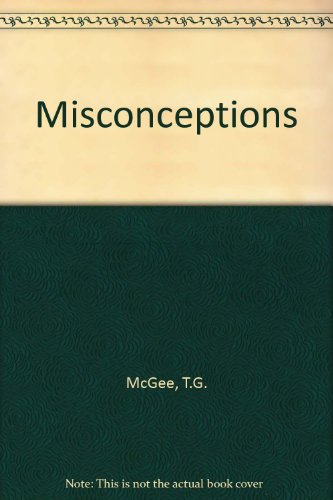 9780330364652: Misconceptions