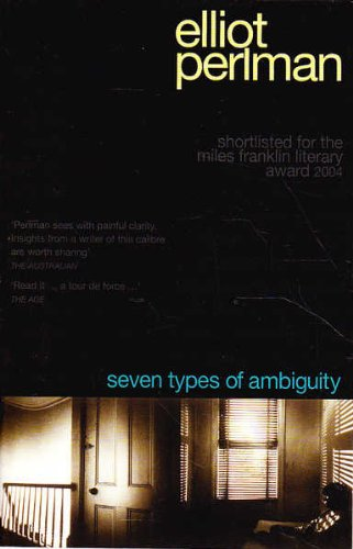 9780330364942: Seven Types of Ambiguity
