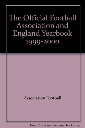 The Official Football Association and England Yearbook 1999-2000
