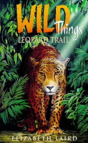 9780330371483: LEOPARD TRAIL (WILD THINGS S.)
