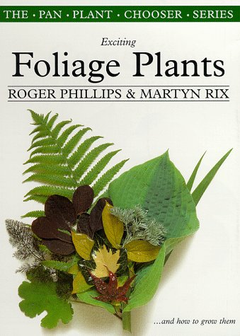 9780330372503: Exciting Foliage Plants
