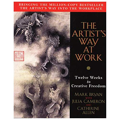 9780330373197: The Artist's Way at Work