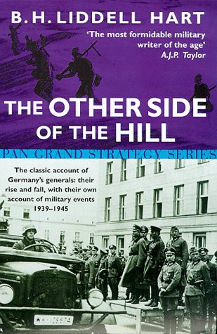9780330373241: The Other Side of the Hill (Pan Grand Strategy)