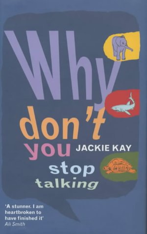 9780330373333: Why Don't You Stop Talking: Stories
