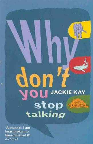 9780330373340: Why Don't You Stop Talking: Stories
