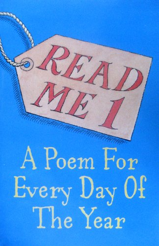 9780330373531: Read Me: A Poem a Day for the National Year of Reading