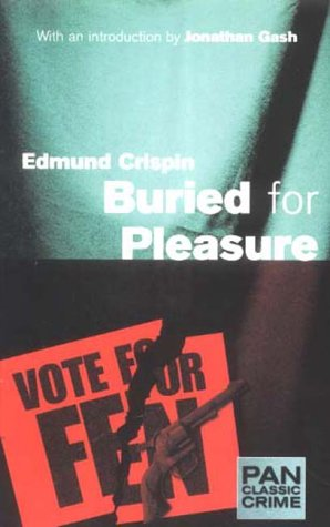 9780330373838: Buried for Pleasure (Pan Classic Crime)