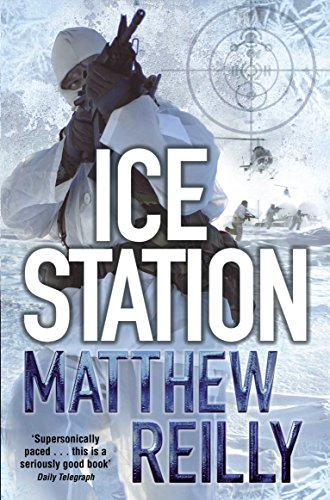 9780330373999: Ice Station (The Scarecrow series)