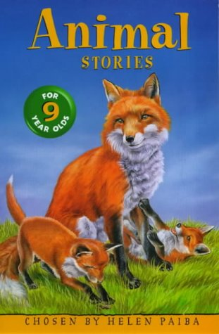 9780330374934: Animal Stories for Nine-Year-Olds