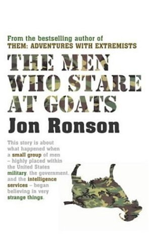 The Men Who Stare At Goats: Jon Ronson