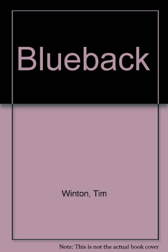 9780330375948: Blueback